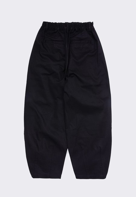Unisex Workware Balloon Pants - black