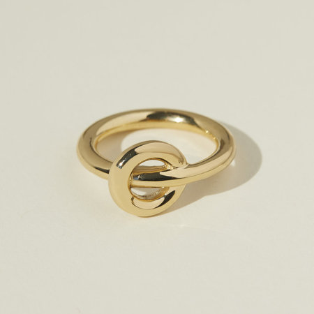 Lindsay Lewis Jewelry Ivan Ring - Gold