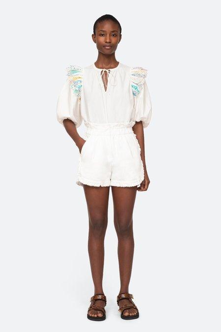 Sea NY Ruffle Shorts