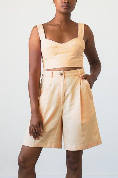 Waltz Lido Shorts - Apricot