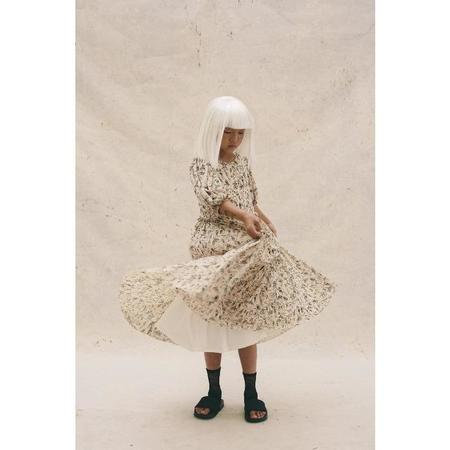 kids little creative factory playground fairy dress - cream