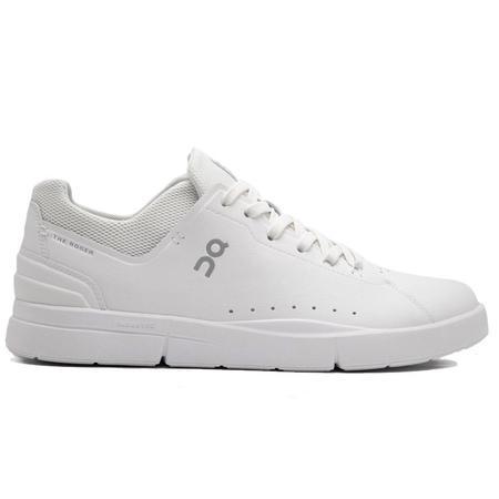 Terracotta The Roger Advantage Sneaker - All White