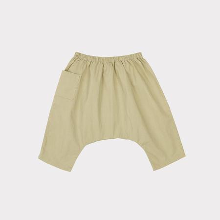 Kids Caramel Fluke Baby Trouser - Taupe