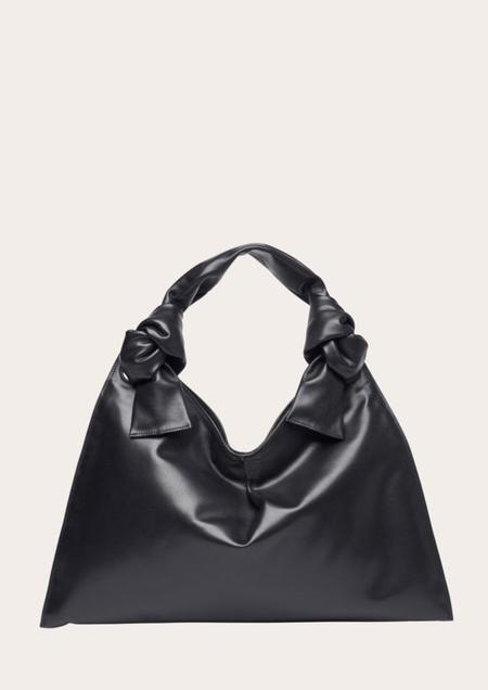 Little Liffner Knot Day Bag - Black