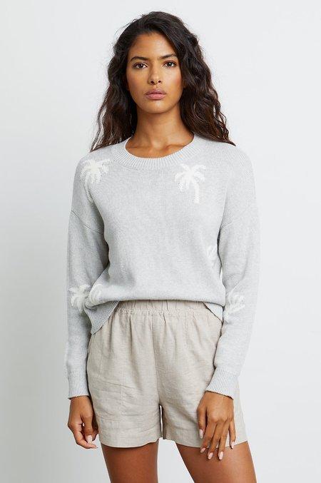 Rails Perci Sweater - Heather Gray