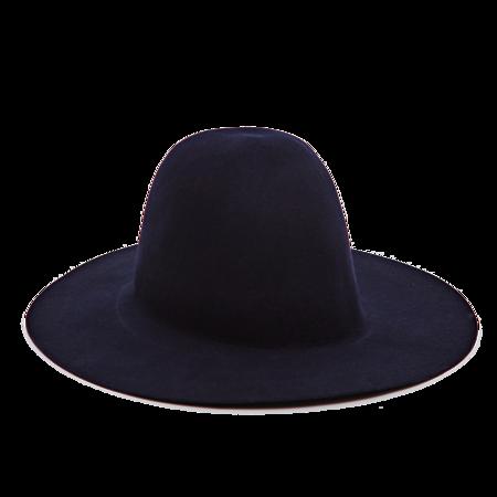 Westerlind Felt Hat - Navy