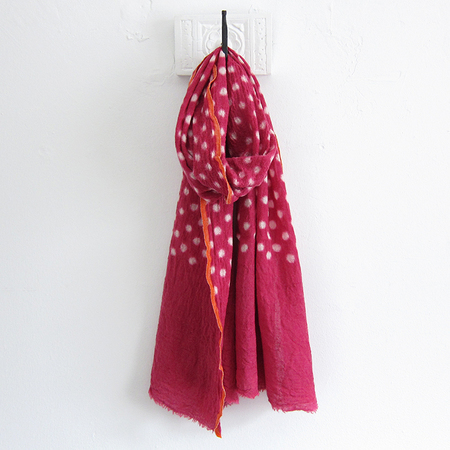 Matta Patti scarf - sangria