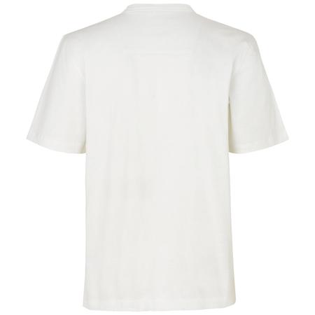 Samsoe Samsoe Hugo T-shirt - Lily White