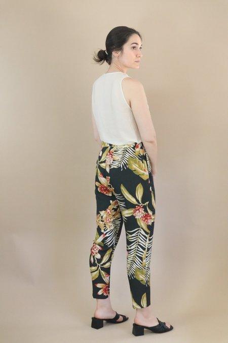 Diega Pezzo Pants - Flower Print