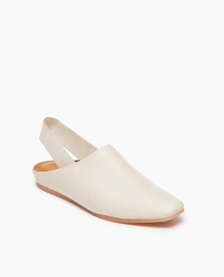 Coclico Gabbie Wedge Slingback Sandal - Savana