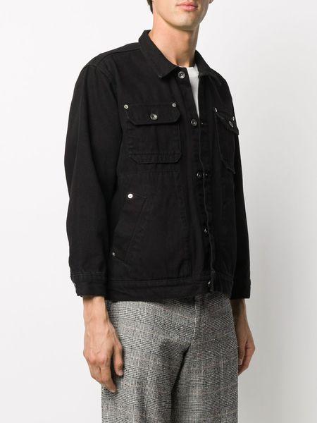 Henrik Vibskov Mads Denim Jacket - Black