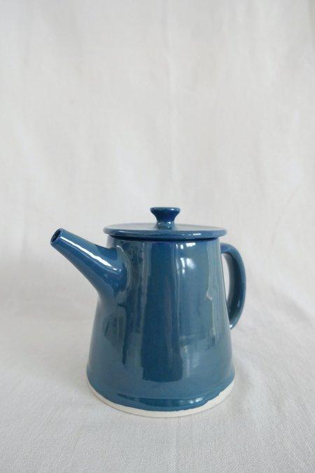 Mervyn Gers Teapot - Blue Glaze