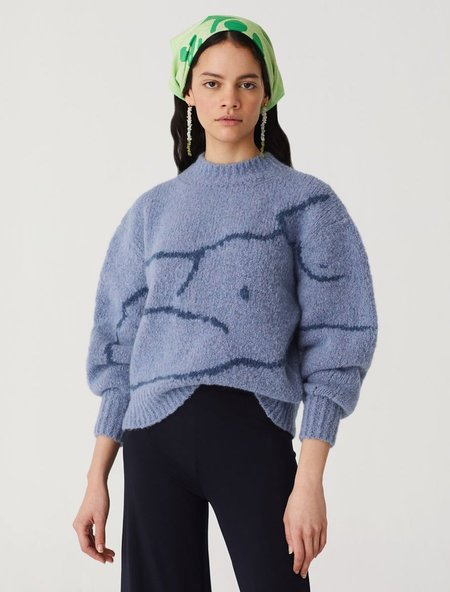 Paloma Wool Palmira Sweater - Blue