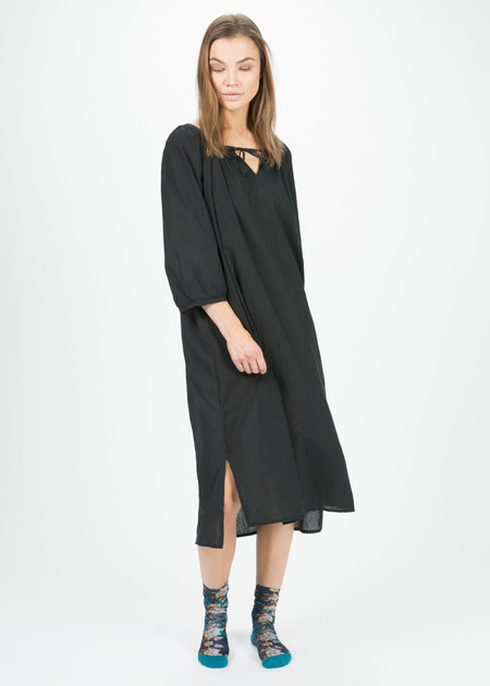 Domi Long Sleeve Nightgown