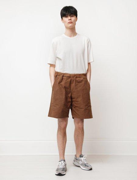 MAN-TLE Mens R10 Easy Shorts - Soil Wax