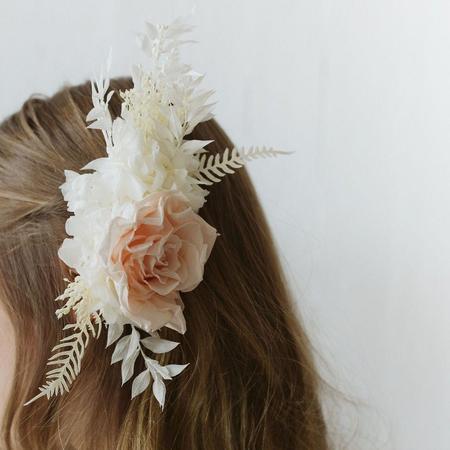 Rook & Rose Hair Clip