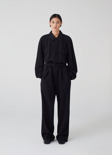 Unisex Lemaire jumpsuit - black