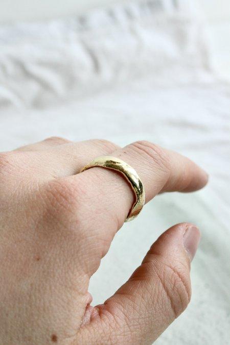 Mercurial NYC Toro Ring - Gold