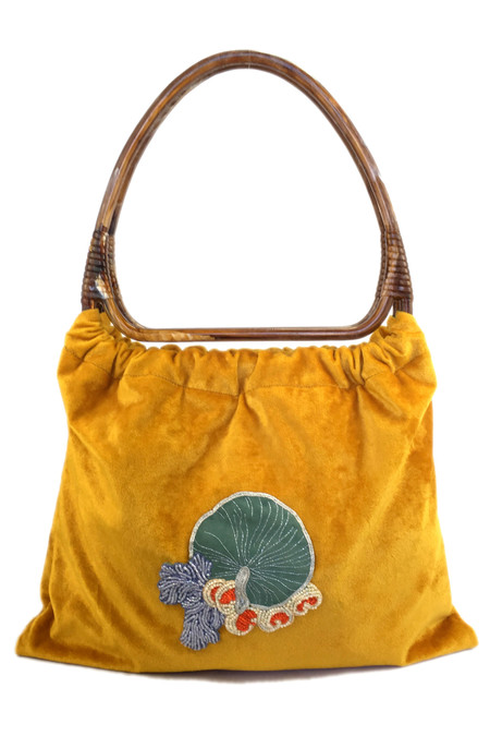POTION23 EMBROIDERY Entoloma Bag