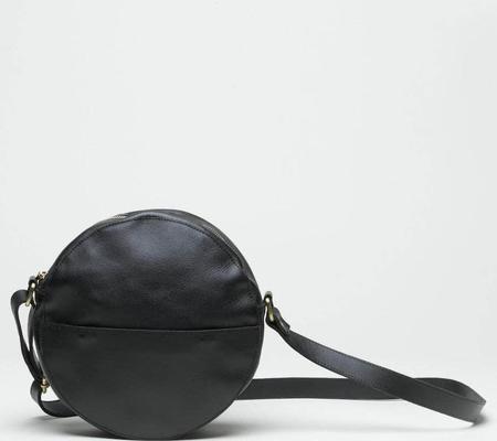 UnoEth Zuri Circle Bag - Black