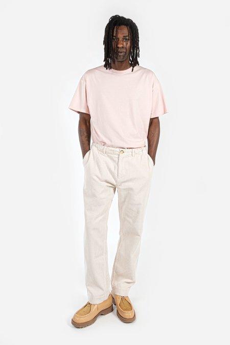 Kestin Aberlour Corduroy Carpenter Pant - Off White