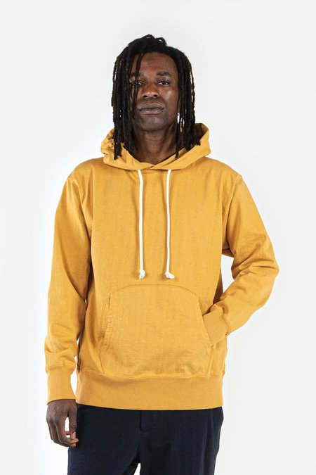 Jackman Dotsume Pullover Parka - Knuckle Yellow