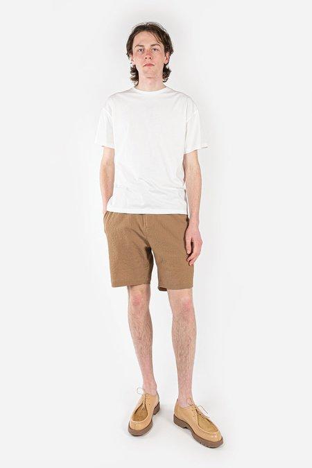 Kestin Inverness Shorts - Dark Tan
