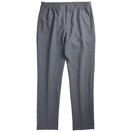 NN07 Foss Pants - Grey Melange