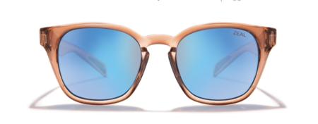 Zeal Windsor Sunglasses - Camel