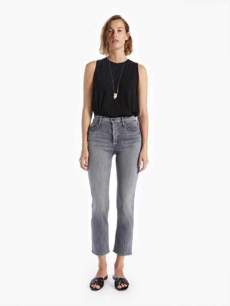 Mother Denim The Tomcat Ankle Jeans - All Nighter