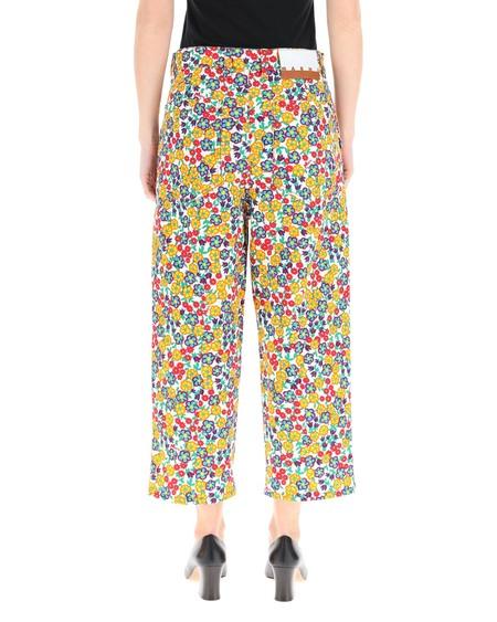 Marni Pop Garden Print Trousers - Multicolor
