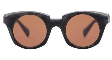 Kuboraum U6 eyewear - burnt
