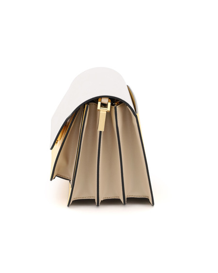 Marni Trunk Leather Medium Bag - Multicolor
