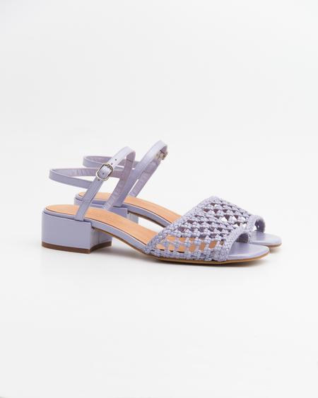 Naguisa Maar Sandals - Purple