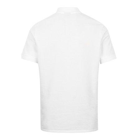 Paul Smith Zebra Polo Shirt - White