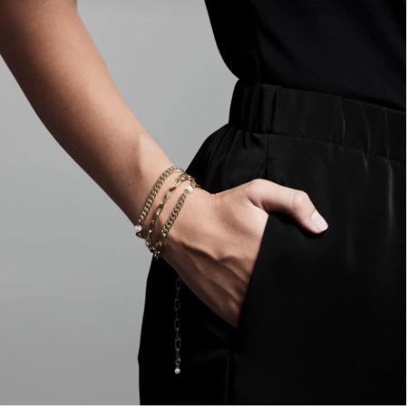 Pilgrim Enchantment Bracelet - Gold Plated