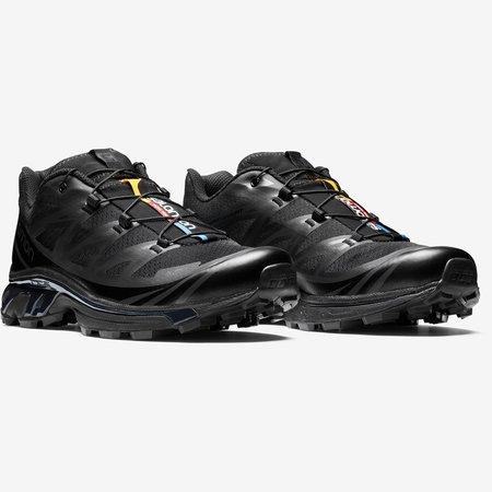 Salomon XT-6 Sneakers - Black /Black/Phantom