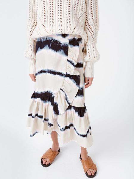 Munthe Turbine Skirt - Sand