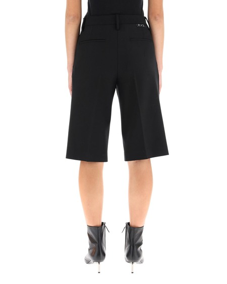Off-White Formal Bermuda Shorts - Black