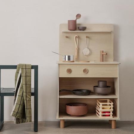 Kids Ferm Living Toro Play Kitchen - Beige
