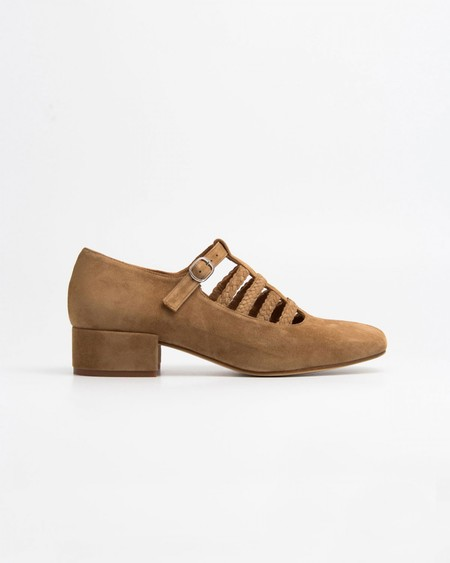 Naguisa Naguisa Lles shoes - brown