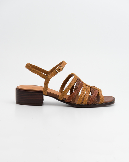 Naguisa Picon Sandals - Brown