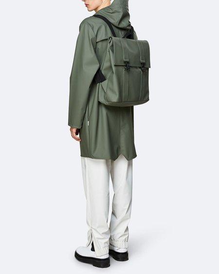 RAINS BACKPACKS MSN Bag Backpack - Olive