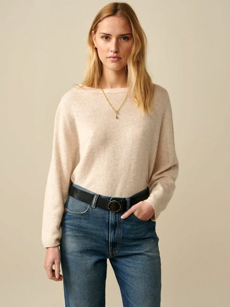 Bellerose Deris Knit - Oatmeal