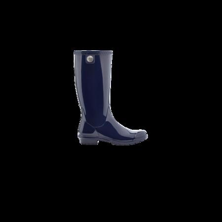 Ugg Women Rain Boots Shaye 1012350-BJY boots - Blue Jay