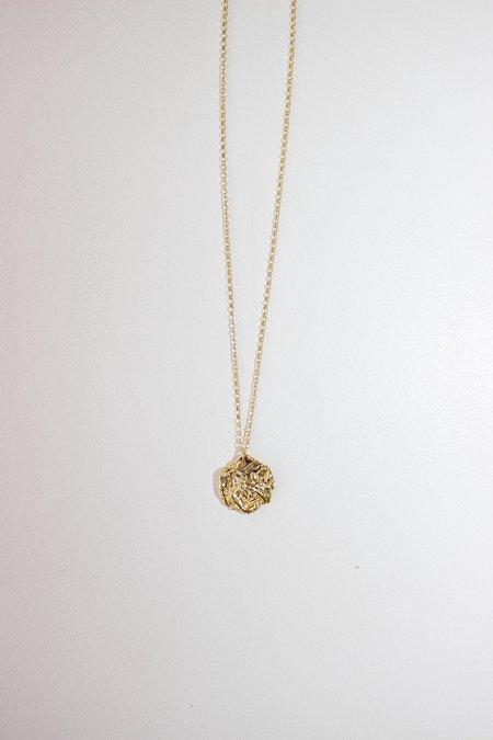 Swim To The Moon La Mer Large Necklace