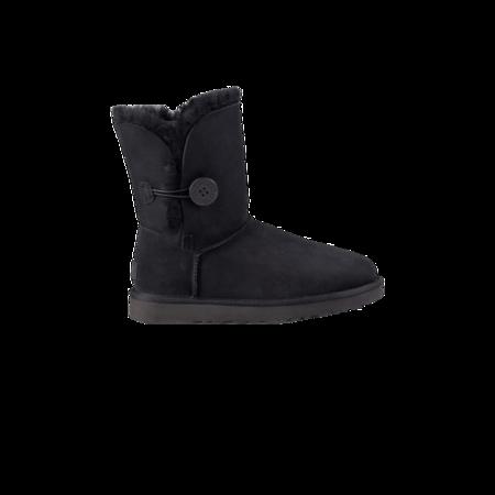 Ugg Women Bailey Button II 1016226-BLK boots - Black