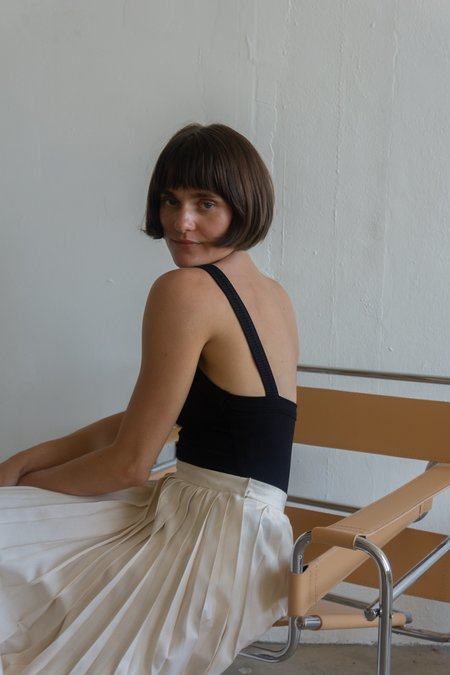 Angie Bauer Holland Bodysuit - Black