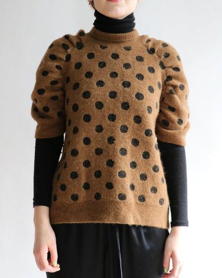 [Pre-loved] Rachel Comey Flourish Alpaca-Blend Sweater
