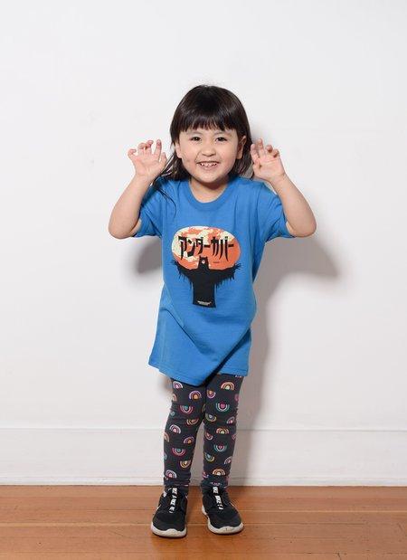 Kids UNDERCOVER UC1A5804 Tee - Blue